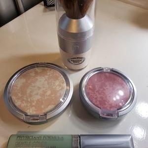 Physicians formula powder, blush & concealer